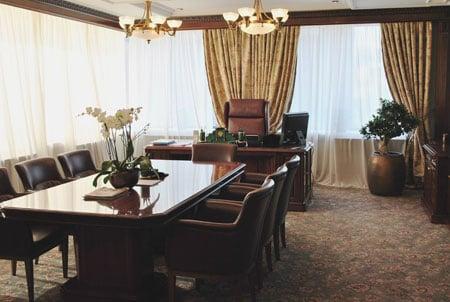 Офис компании Путьмаш, 2011