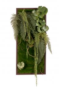Искусственные растения: Фитокартина
