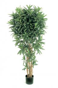 Искусственные растения: Кротон Голдфингер