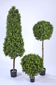 Искусственные растения: Самшит шар